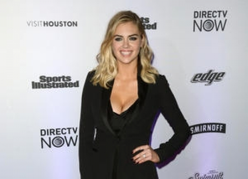 Kate Upton: 'My Fiance Loved My Rant Against Baseball Bosses'