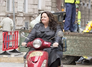 'Spy' Gives Melissa McCarthy A Platform To Speak Out
