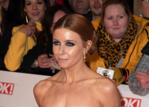Stacey Dooley Isn't That 'Into' Make-up
