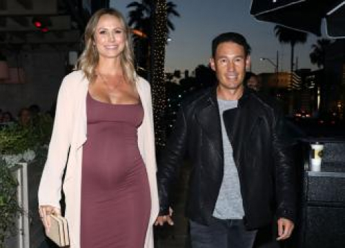 Stacy Keibler Pregnant With Second Child