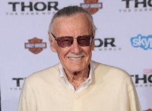 Stan Lee Is Writing 'Lucky Man' Superhero Series For Sky With James Nesbitt Set To Star
