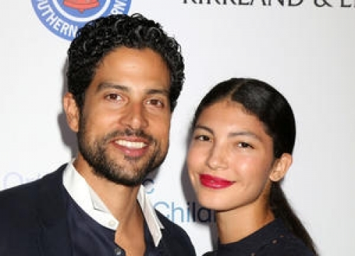 Adam Rodriguez Is A Dad Again