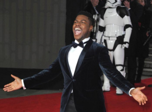 John Boyega On How 'Star Wars' Changed His Life 'Just A Tad'