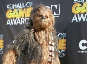 Chewbacca Mask Mom: Literally The Funniest 'Star Wars' Fan Ever [Video]