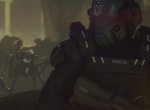 Starship Troopers: Traitor of Mars Animation Trailer