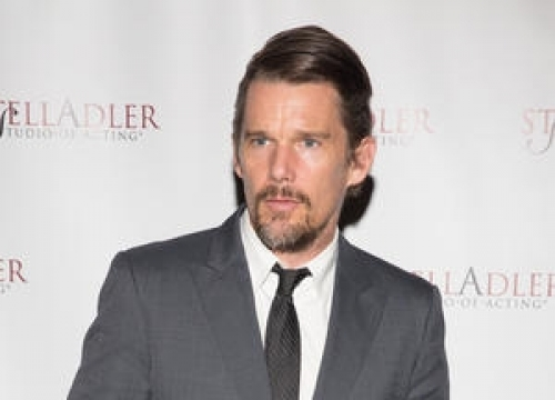 Ethan Hawke: 'Denzel Washington Reunion Was Awesome!'