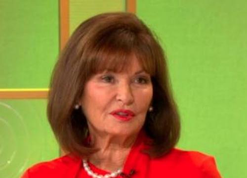 Stephanie Beacham Recalls Miscarriage Pain
