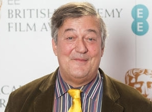 Stephen Fry Dumfounded over Backlash to God Comments