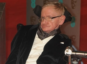 Stephen Hawking to Play Glastonbury. Yep. We Said It.