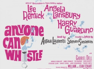 Stephen Sondheim - on Anyone Can Whistle: Making the Original Cast Recording Video