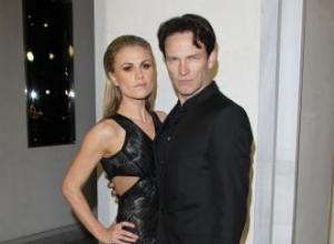 Stephen Moyer enjoys being a hands-on dad