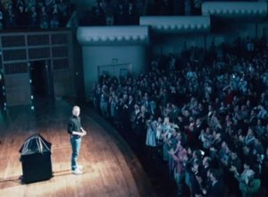 Steve Jobs - First Look Trailer