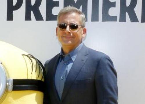Steve Carell Loves New Silver Fox Status