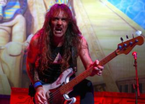Steve Harris Wants Iron Maiden Hotel