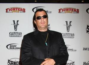 From Action Star To Governor - Steven Seagal Might Run For Office Next