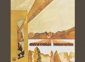 Album Of The Week: Stevie Wonder's Innovative 'Innervisions'