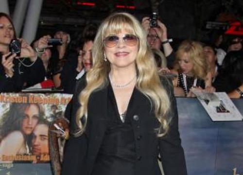 Stevie Nicks Wants To Inspire Women