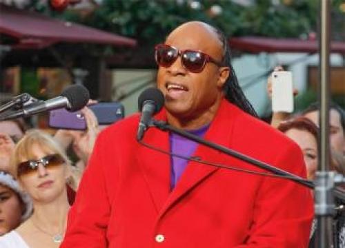Stevie Wonder Is Divorced