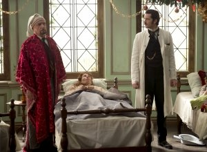Stonehearst Asylum Movie Review