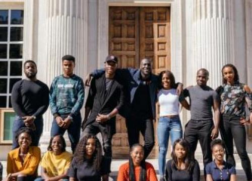 Stormzy Launches University Of Cambridge Scholarship
