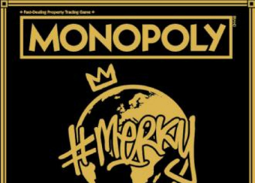 Stormzy Receives Personalised Monopoly