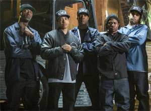 Straight Outta Compton - Movie Review