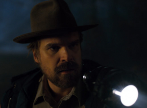David Harbour On The Hugely Different 'Stranger Things' Season 2