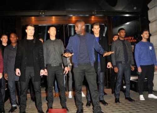 Idris Elba Snubbed Madonna's Manager