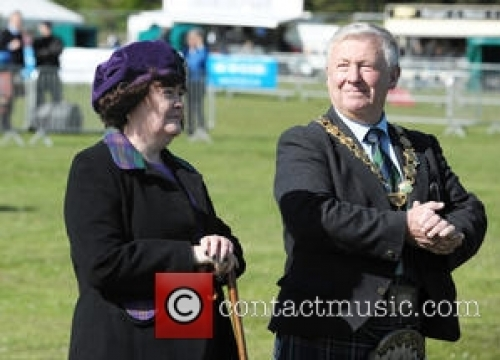 Susan Boyle To Receive Prestigious Doctorate Honour