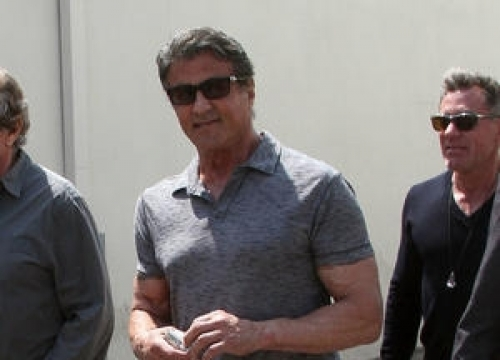 Sylvester Stallone Wants Movie Role With Convicted Killer Salman Khan