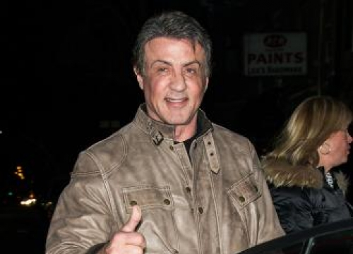 Sylvester Stallone to exhibit paintings