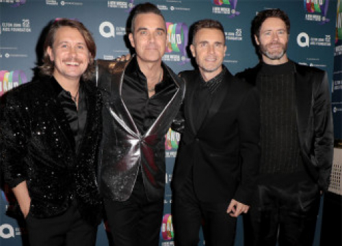 Take That Prodcuer Sells Rights To Band's Early Hits