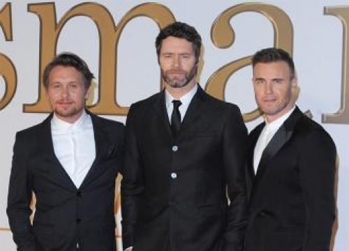 Take That tax affairs 'up to date'