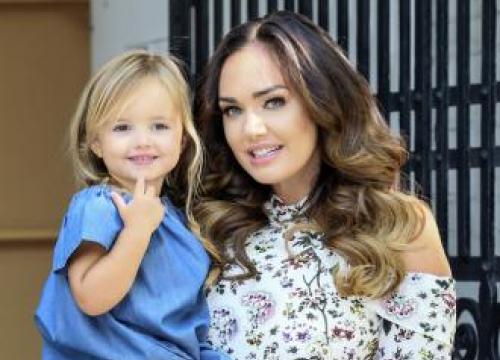 Tamara Ecclestone Hates Parting With Daughter