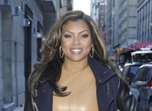 """Empire"" Star Taraji P. Henson Unleashes SASS In Response To 50 Cent"