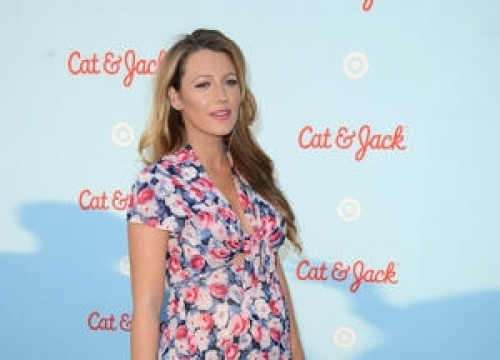 Blake Lively Supports Pregnant Amber Tamblyn With Girl Power Instagram Message
