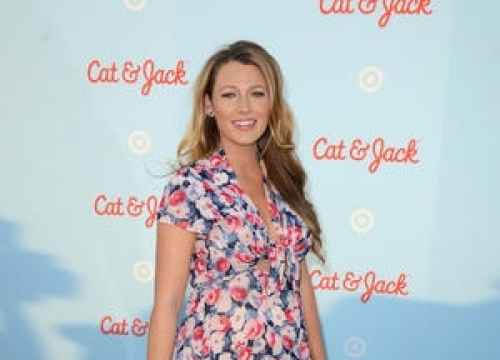 Blake Lively's Baby Shower Doubled As Birthday Bash
