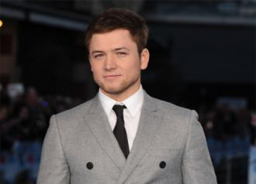 Taron Egerton Nervous Around Horses After Set Mishap