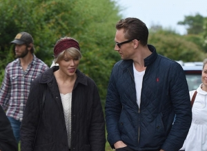 Hiddleswift Reunite After Taylor Sends Private Jet To Bring Tom To Rhode Island