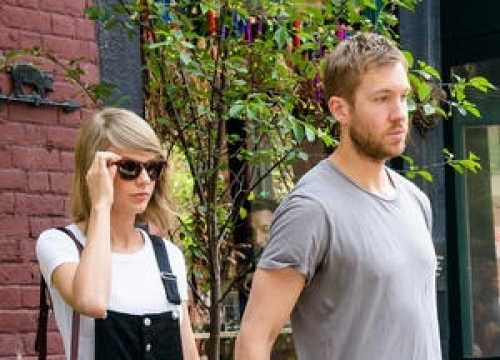 Is Calvin Harris About To Pop The Question?