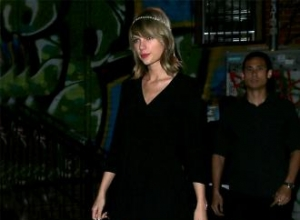 Taylor Swift wins Artist of the Year at iHeart Radio Music Awards