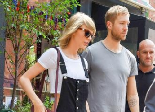 Taylor Swift And Calvin Harris House-hunting
