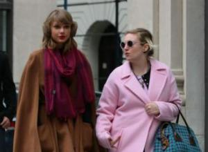 Lena Dunham Praises Taylor Swift In Interview