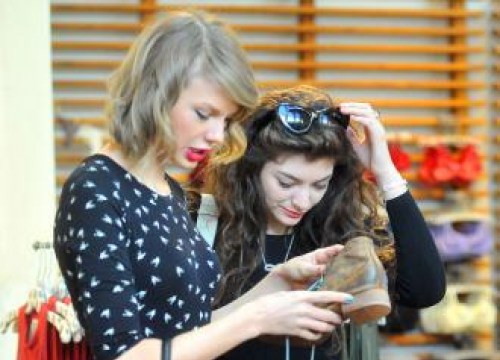 Lorde Likens Taylor Swift Friendship To Having 'Very Specific Allergies'
