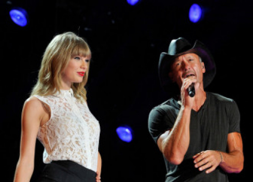 Tim McGraw Was 'apprehensive At First' When Taylor Swift Named Her Debut Song After Him