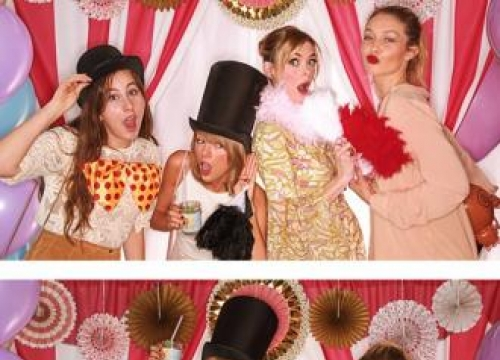 Taylor Swift throws baby shower for Jaime King