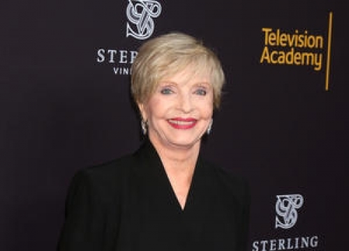 Florence Henderson Celebrated At Memorial