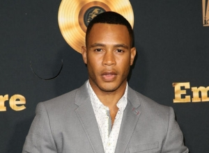 'Empire' Co-Stars Trai Byers & Grace Gealey Are Engaged!