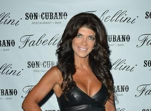 Teresa Giudice, Reportedly In Denial About Prison Sentence, Spends Last Few Days Before Incarceration With Family