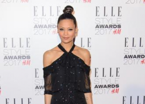 Thandie Newton Forced Herself To Be 'Really Good' At Styling Hair
